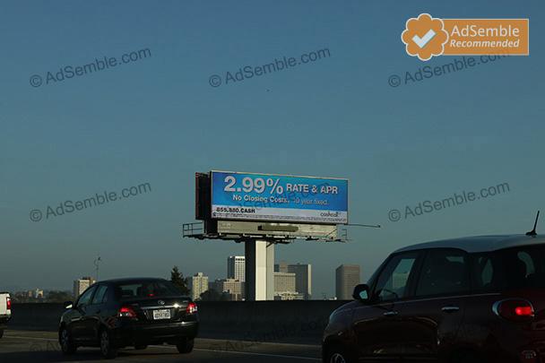 Oakland CA MacArthur Maze Digital Billboard | San ...