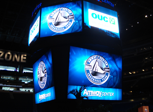Sports Jumbotron Sample